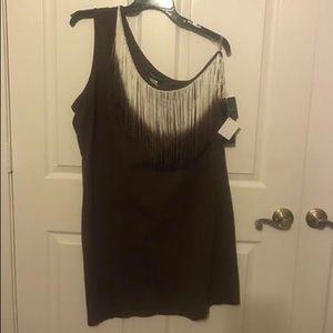 Women plus size Dress Size 2X sleeveless